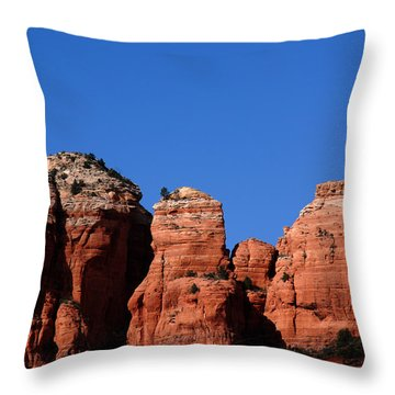 The Coffee Pot Throw Pillow by Susanne Van Hulst