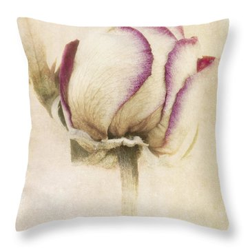 The Dying Light Throw Pillow by Marion Galt