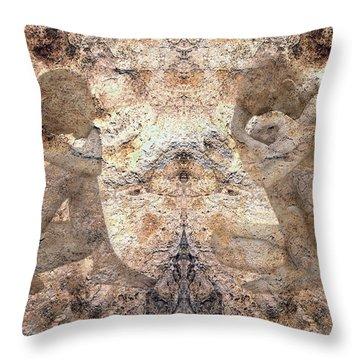 Timeless Throw Pillow by Kurt Van Wagner
