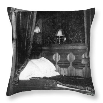 Titanic: Suite, 1912 Throw Pillow by Granger