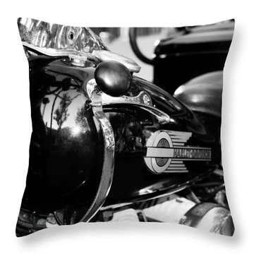 True Grit Throw Pillow by David Lee Thompson