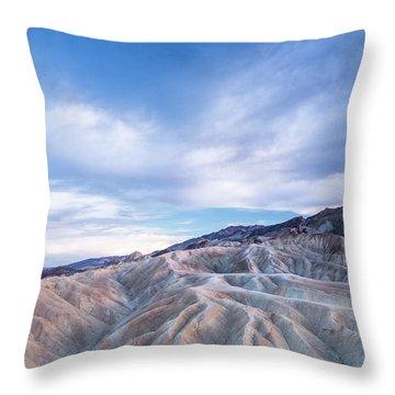 Where To Go Throw Pillow by Jon Glaser