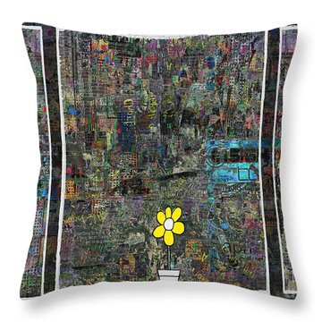 Windows 8  Throw Pillow by Andy  Mercer