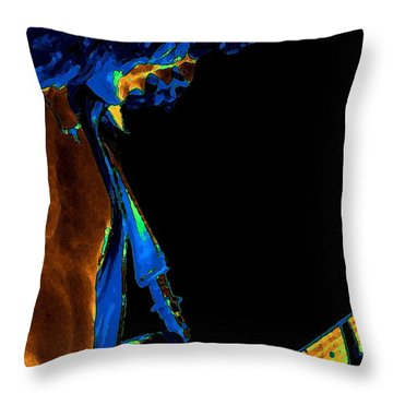 You're So Good Throw Pillow by Ben Upham
