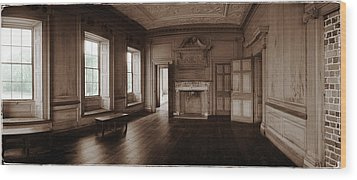 1752 Revisited Wood Print by Jan W Faul
