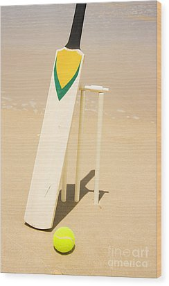 Summer Sport Wood Print by Jorgo Photography - Wall Art Gallery