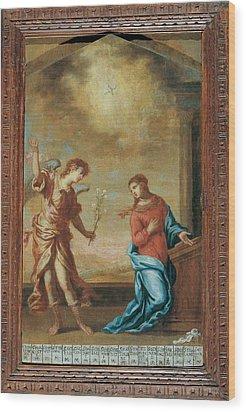 Attributed Guardi Francesco, Trinity Wood Print by Everett