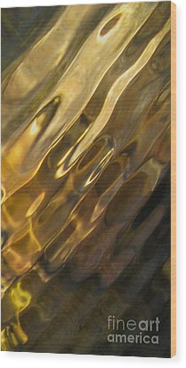 Away Wood Print by Fred  Sheridan