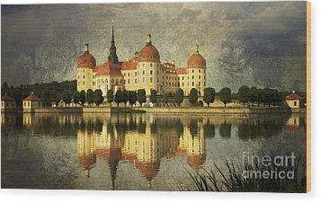 Baroque Daydream Wood Print by Heiko Koehrer-Wagner