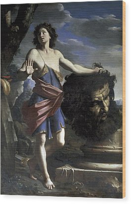 Cerrinigiovanni Domenico 1609-1681 Wood Print by Everett