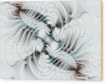 Changing Wood Print by Anastasiya Malakhova