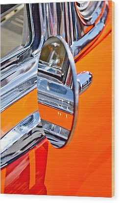 Classic Mirror Wood Print by Phil 'motography' Clark