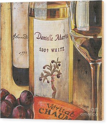 Danielle Marie 2004 Wood Print by Debbie DeWitt