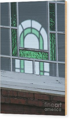 Details In Green At St. John Wood Print by Jennifer Apffel