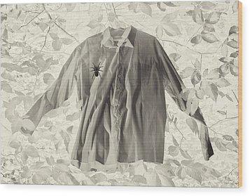 Detour Wood Print by Jeff  Gettis