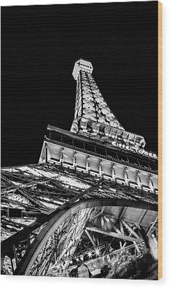 Industrial Romance Wood Print by Az Jackson