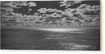 Endless Clouds II Wood Print by Jon Glaser