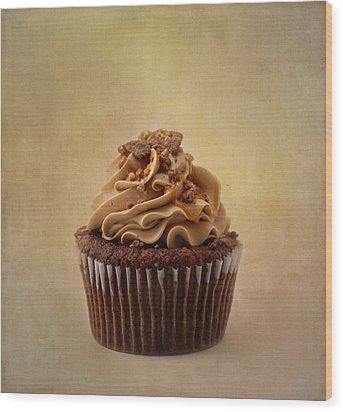 For The Chocolate Lover Wood Print by Kim Hojnacki