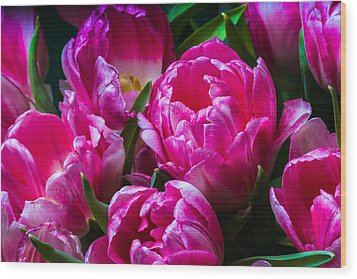 For You - Featured 3 Wood Print by Alexander Senin