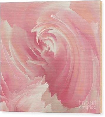 Heavenly Wood Print by Patricia Kay