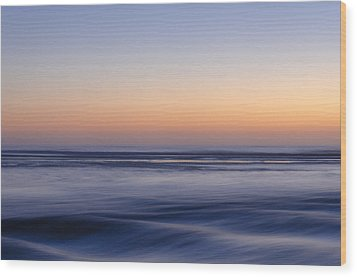 Wood Print featuring the photograph Just Go With The Flow by Thierry Bouriat