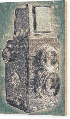 Lomo Wood Print by Taylan Apukovska