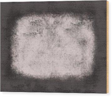 Massanutten V Wood Print by Julie Niemela