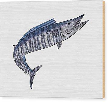 Ono II Wood Print by Carol Lynne