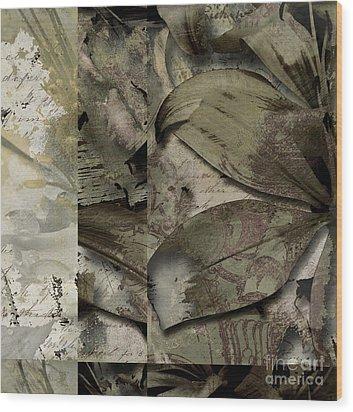 Peace IIi Wood Print by Yanni Theodorou