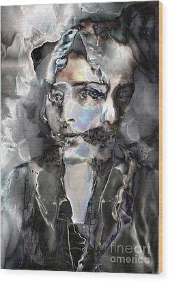 Reincarnation Wood Print by Ursula Freer