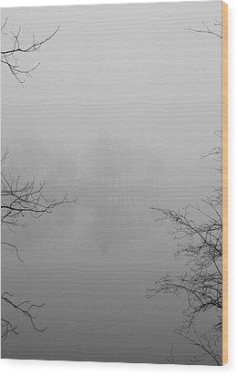Simple Pleasures Wood Print by Luke Moore