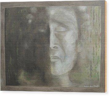 Sorrow Wood Print by Barbara Anna Knauf