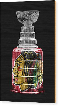 Stanley Cup 6 Wood Print by Andrew Fare