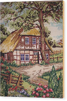 Summer Wood Print by Eugen Mihalascu