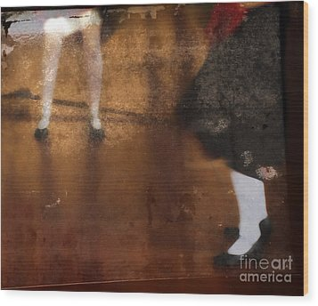 The German Cabaret Wood Print by Steven  Digman