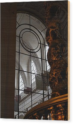 The Tombs At Les Invalides - Paris France - 011320 Wood Print by DC Photographer