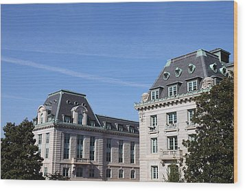 United States Naval Academy In Annapolis Md - 121229 Wood Print by DC Photographer