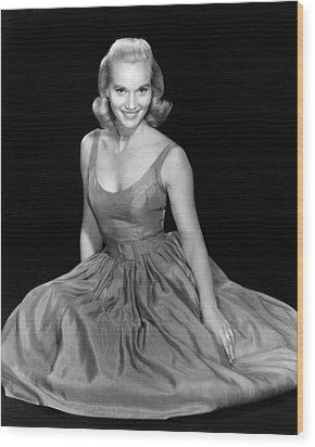 Eva Marie Saint, Ca. 1957 Wood Print by Everett
