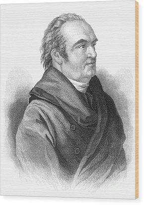 William Herschel, German-british Wood Print by Science Source