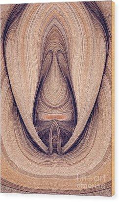 Paint Work Wood Print by Odon Czintos