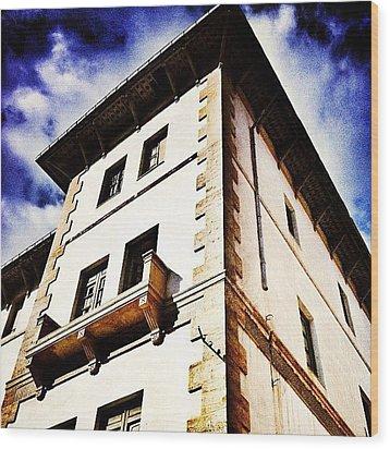 Instagram Photo Wood Print by Almar.e 🇪🇸