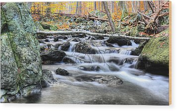 Bridges Wood Print by JC Findley