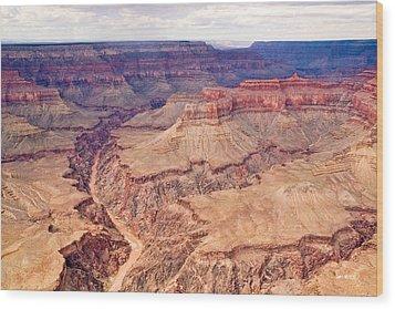Grand Canyon Wood Print by Kantor
