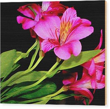 Heavenly...... Wood Print by Tanya Tanski