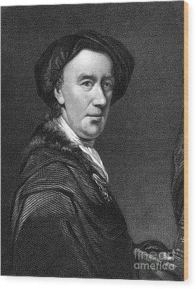 James Ferguson (1710-1776) Wood Print by Granger