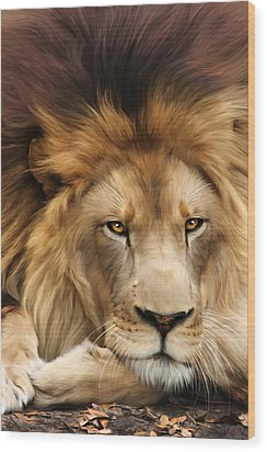 Joseph Wood Print by Big Cat Rescue