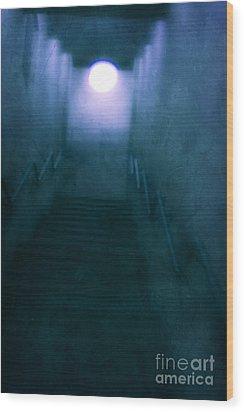 Phantasm Wood Print by Andrew Paranavitana