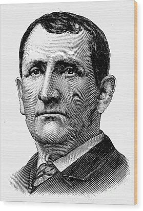 Richard Henry Pratt Wood Print by Granger