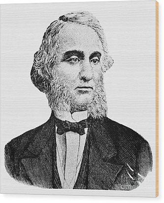Robert Purvis (1810-1898) Wood Print by Granger