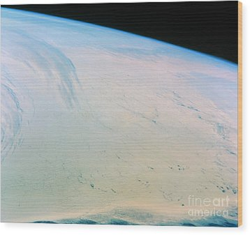 Ross Ice Shelf, Antarctica Wood Print by NASA / Science Source